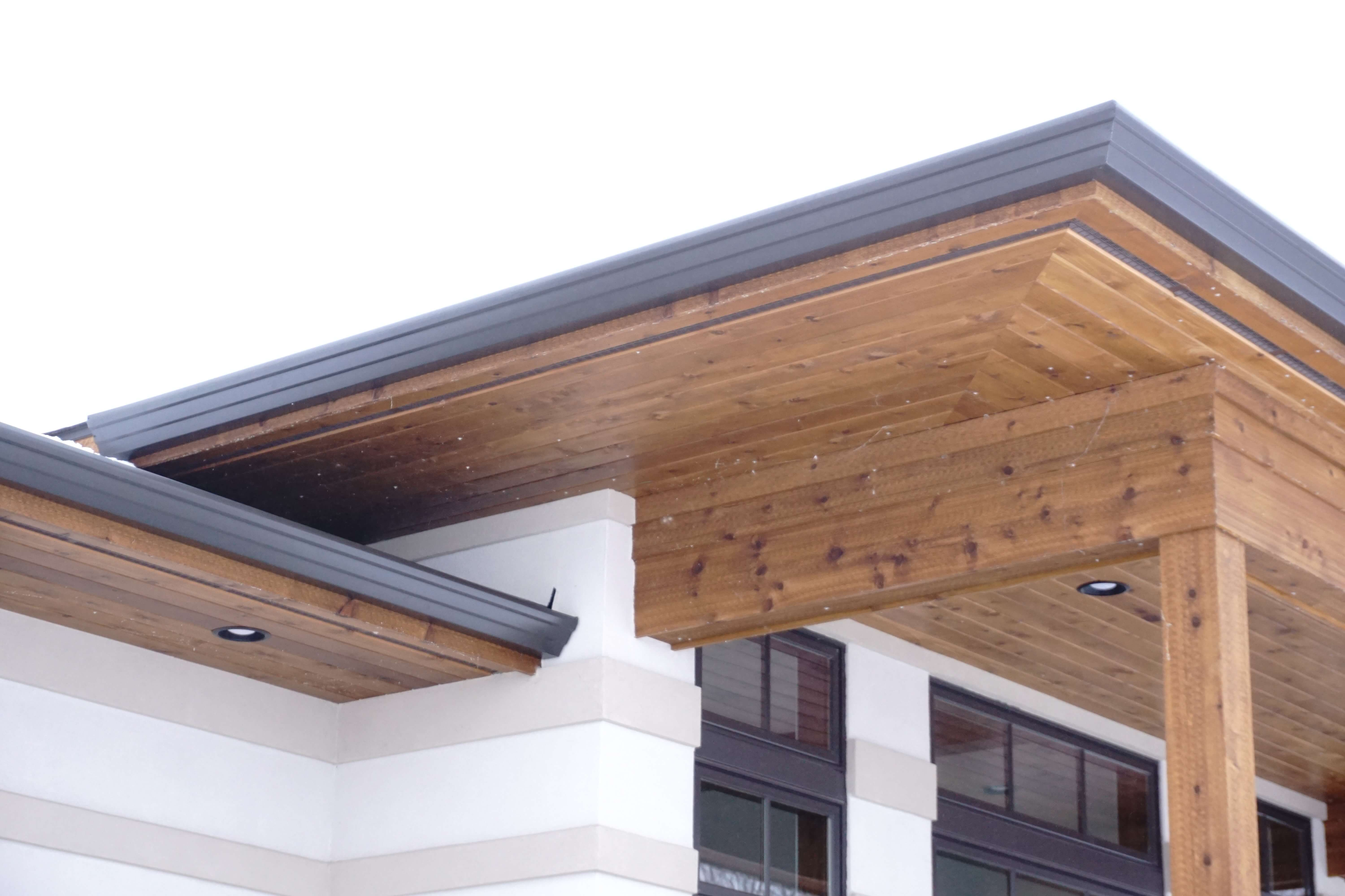 Designer Series Gutters from Advantage Seamless Gutters